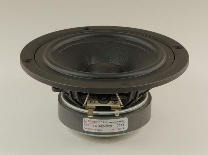 "ScanSpeak - Discovery - 15W/4424G00 - 5,25"" Glasfaserkonus"