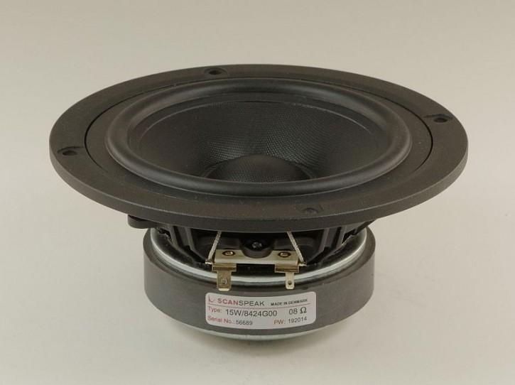 "ScanSpeak - Discovery - 15W/8424G00 - 5,25"" Glasfaserkonus"