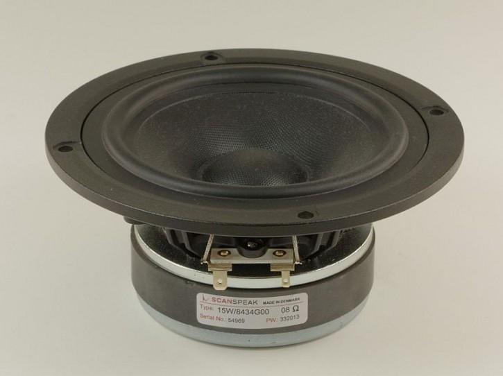 "ScanSpeak - Discovery - 15W/8434G00 - 5,25 "" Glasfaserkonus"