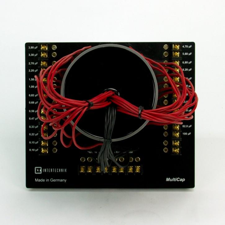 Multicoil Kondensator 0,1uF - 100uF
