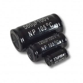 Jantzen Electrolytic Caps