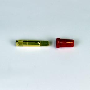 Einpressbuchse 4mm